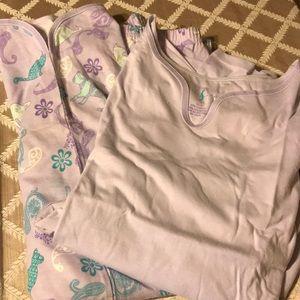 Serenada Pajamas 2 piece Plus 4X NWT
